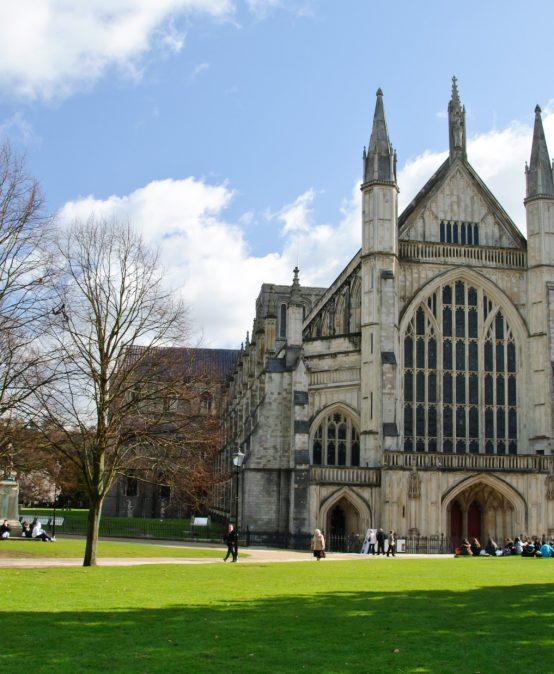 Winchester, Lymington e Petersfield: località tranquille, sicure e molto British